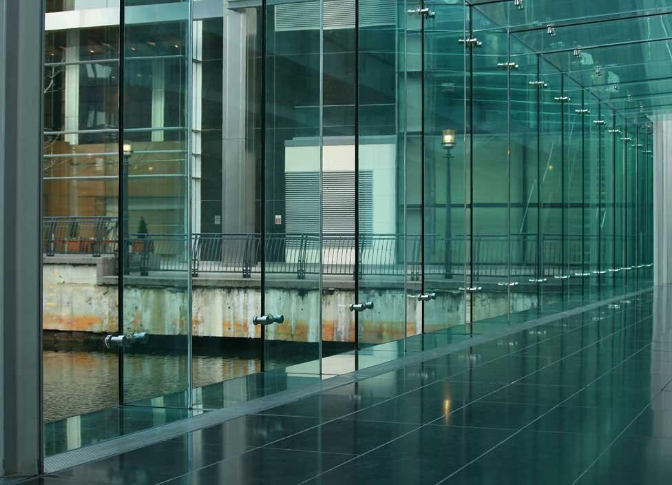 szklana podłoga